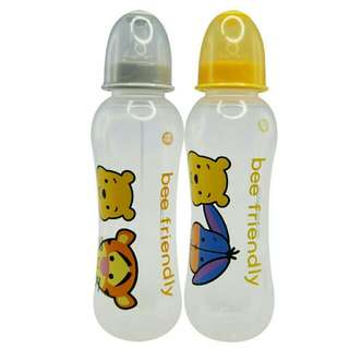 *FREE DELIVERY to WM only / Ready stock*  2uts 12oz Disney baby bottle set BPA free as shown design/color. Free delivery is applied for this item.