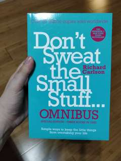 Don't Sweat the Small Stuff Omnibus