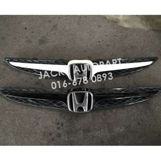 Grill Honda Jazz Fit Gd3 Type S Modulo Otomen Jpn