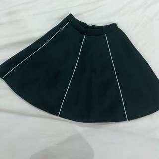 Premium Quality Green Skirt