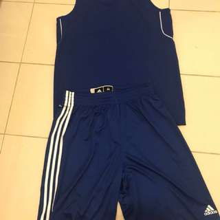 Adidas 籃球服➕短褲