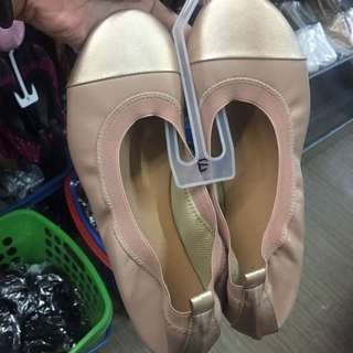 Marikina made ballet shoes