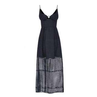 SHEIKE Panama Lace Maxi Dress