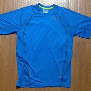 Under Armour Running Tshirt Authentic