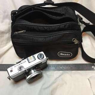 Camera bag.