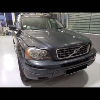 Volvo XC90 2.5T For Rent! 🚗