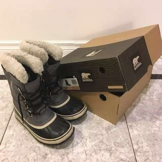 SOREL - winter carnival boots (size 7)