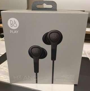 $1300 B&O H3 ANC 主動降噪耳機 Active Noise Cancellation Earphone