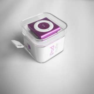 🆕 Authentic Apple iPod shuffle 2GB (Purple)