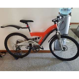 Must Sell by 17th Jan -Proton T Bolt Carbon Frame Bike $299