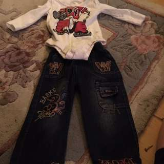 6/12 months boys mixed clothes