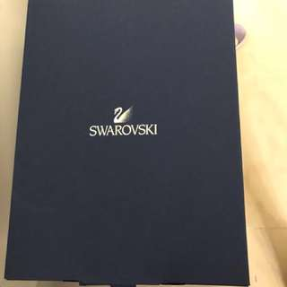 SWAROVSKI Crystalline toasting flutes (set of2) 水晶對杯