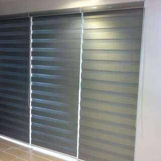 Combi Roll Up Window Blinds