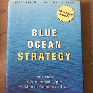 Brand NEW Blue Ocean Strategy