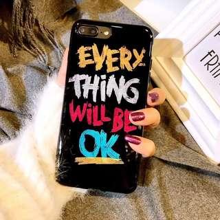 IPhone光面軟殼