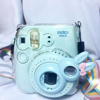 Instax mini 7/8/8+/9/kitty Rabbit style close up lens with selfie mirror