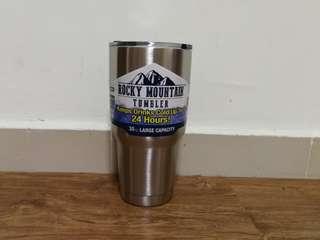 Rocky Mountain Tumbler + Handle