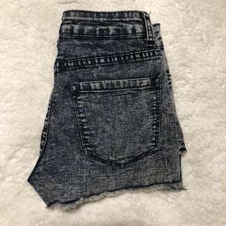 Denim shorts size 24