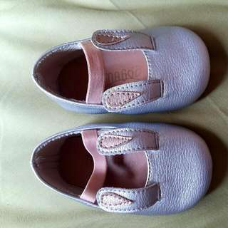 Baby Shoes Tamagos Leather