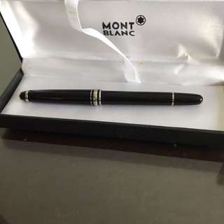 mount blanc pen