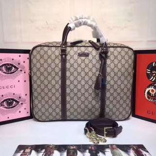 Gucci business bag