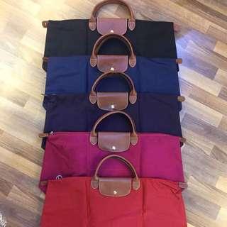 Longchamp Trave bag hobo classic