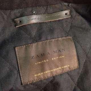 Limited Edition Zara Man Biker Jacket