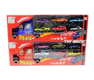 Truck Die Cast Sedang JP9987