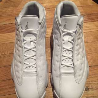 Jordan Retro 13 Pure Platinum (DEADSTOCK)