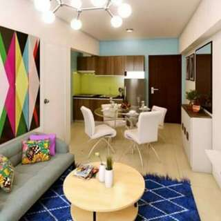 Rent to own condominium-Bgc
