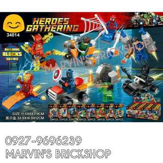 For Sale Super Hero 8in1 Minifigures