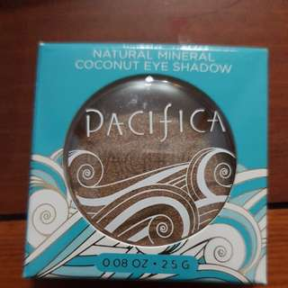 Pacifica natural mineral eye shadow