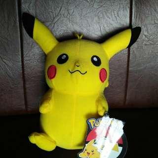 "Pikachu Plush 10"""