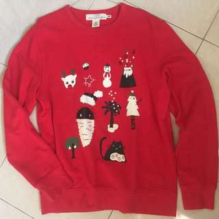 Sweater HnM Red
