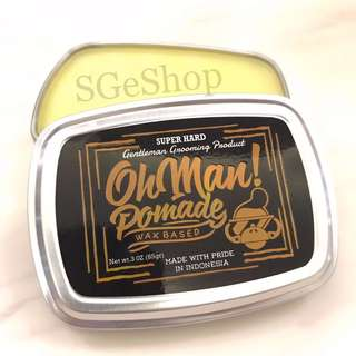 Oh Man! Pomade - Mystic Gold