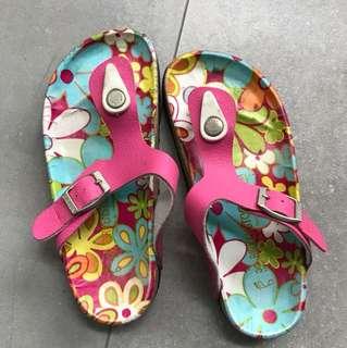 Birkenstock girls sandals