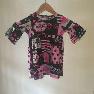 Dress motif set (dpt 3) L