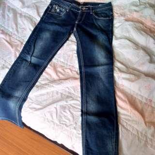 二手牛仔褲 L