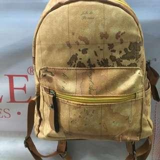 Korean map bag