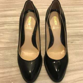 Fendi high heel pumps