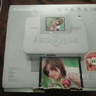 Selphy cp810 printer