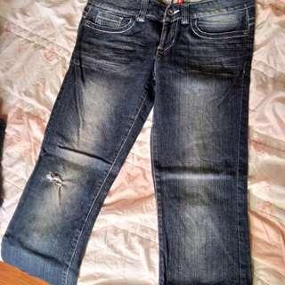 二手牛仔褲Guess 29腰