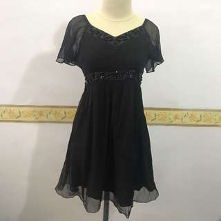 Ribbon Party Dress