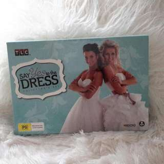 Say Yes To The Dress DVD Set