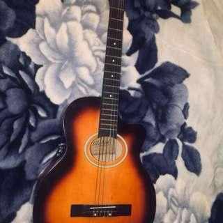 Global Guitar w/ case