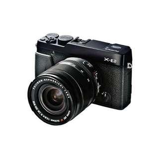 Fujifilm X-E2S Mirrorless Digital Camera with 18-55mm Lens