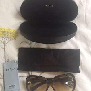 Genuine Prada Sunglasses