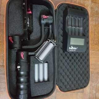 Gimbal Beholder DS-1 With original Beholder MC-1 Battery Charger + extra set battery