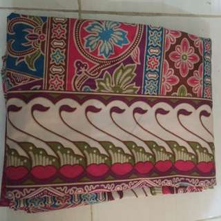 Sprei batik motif merk carmina