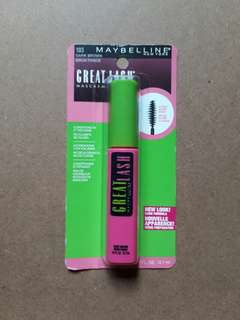 Maybelline Mascara Great lash